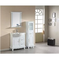 Modern Bathroom Vanity,Bathroom Furniture with side cabinet 0283-1009