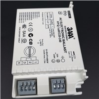 3AAA Instant Start AC Electronic Ballast T5 HYQ 1X60W /220-240 for T5 60W Looped Fluorescent Lamp