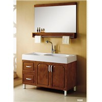 Hot selling   vanity cabinets with two  basin vanity