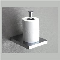 Copper Toilet Paper Holder  Bathroom Paper Roller Wall Mounted Chrome