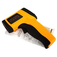Digital Infrared Thermometer Themperature gauge Tester Pyrometer IR Laser Surface Body Forehead Point Gun termometro