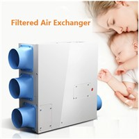 Filtered Air Exchanger, Supply Air Fan, Household Ventilation System 40W 8kg only