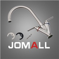 high quality beautiful appearance kitchen tap three Ways Sink Mixer 3 Way Kitchen Faucet low price