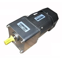 AC 220V 250W Single phase Constant speed motor with gearbox. AC 220V gear motor,