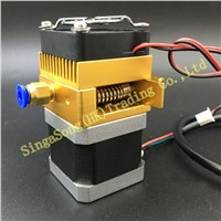Direct Selling Rushed Silver 12/24v Fan for 3d-Printer Head Makerbot Single Exaturder Mk8 Extruder within Stepper motor.