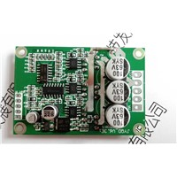 20A 12V 36V V6.3E Brushless DC motor control/Small volume/big power/XJ