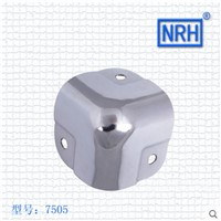 NRH7505 Corner of the wooden case Aluminium case angle Air box corner