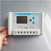 10A 12V 24V wincong sl03-10a solar Charge Controllers LCD Li Li-ion lithium LiFePO4 batteries without USB