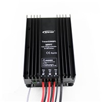 Tracer5206BPL 20A MPPT Solar charge controller with Timer IP67 LED Driver programmed By Mobile APP function