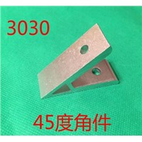 3030 angle connector 45-degree angle bracket industrial aluminum accessories parts