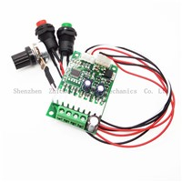 Mini DC 6V~24V 3A PWM Motor Speed Control with Reversing Control Switch