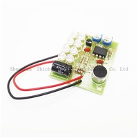 Adjustable Sound Control LED Melody Lamp Module Electronic Production DIY
