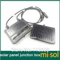 10 PCS of junction box with MC4 connector+ cable, suitable for solar panel 200w to 300w, solar junction box, pv junction box