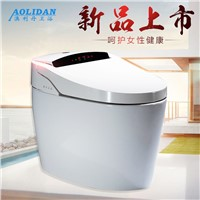 Siphon Flush Toilet Sale Promotion Basin Rack Basket Led Ald-302 For Intelligent Toilet Integrated Multifunctional Automatic