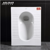 2017 No White Hot Sale New Arrival Sale Squatting Pit Before And After Sewage With Traps Urinal Deodorizing Toilet Ald-509s
