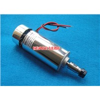 ER11 48V 400W high-speed air-cooled spindle motor, PCB engraving machine spindle, HXKJ-GS52-400W