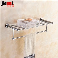 Jieshalang Full Copper Towel Rack Bathroom Towel Rack The Bathroom Sanitary Ware Series of Suits 5605
