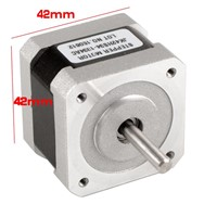 New 1 PCS  12V 2-Phase Stepper Step Motor + Driver Board drive Test Module Machinery Board Tools VE448 T10
