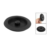 Replacement Part Black Rubber Sink Garbage Disposal Stoppers Covers