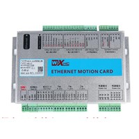 MACH3 LAN interface board engraving machine Ethernet CNC four axis control board / motion control card / network port plate