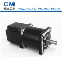 Nema 23 L=54mm geared stepper motor with planetary reduction gearbox ratio 40:1  cnc robot pump