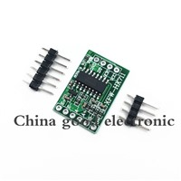1PCS mini HX711 Weighing Sensor Dual-Channel 24 Bit Precision A/D Module Pressure Sensor for Arduino Microcontroller