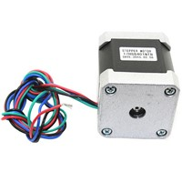 1PC New New 3.4V Schrittmotor Stepper Motor Nema17 42BYGHW609 4000g.cm1.7A For 3D Drucker RepRap 17 Motors P25