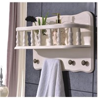 Nice decoration shelf cabinet for bathroom 0281-B2008A/B