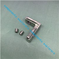 L- Connector for 1530, for 15 series Aluminum Extrusion Profiles,10pcs/lot.
