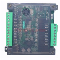 FX2N 14MR 14MT PLC controller 8 input 6 relay output programmable controller rs485