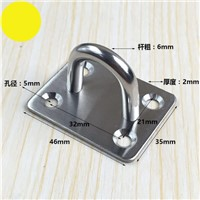 Stainless steel hooks hanging fan hook sandbags hook wall ceilings hooks hanging lights ceiling