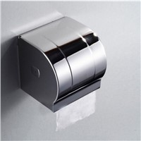 toilet paper holder Modern Chrome Stainless Steel Paper Holder Box Toilet Paper Holder Tissue Holder