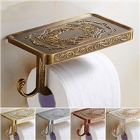 Bathroom mobile phone paper holder towel rack toilet paper towel box toilet paper roll toilet paper box ICD60044