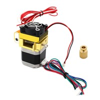 New Upgrade Extruder 0.4mm Latest Print Head for 3D Printer CLH@8