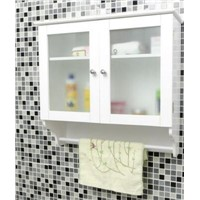 European style condole ark. Bathroom ark. Wash gargle balcony wall ark. Store content ark. Towel rack.