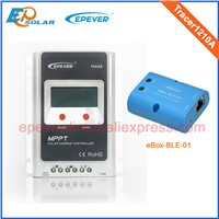 10A Solar battery charging regulator with BLE function MPPT Tracer1210A