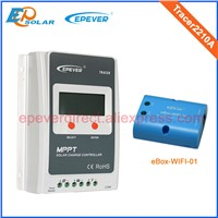 20A Solar battery charging regulator with wifi function and USB MPPT Tracer2210A