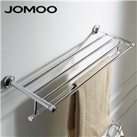 JOMOO bath towel balcony towel rack holder hanger shelf shampoo holder 936812