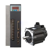 130ST-M15025 15N.M.3.8KW,2500 rpm Servo Motor +Driver +3M Encoder line+3M Motor line+25-pin parallel port connector