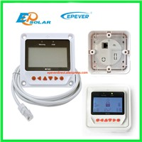 Tracer3210A Solar Controller with WIFI Box for Mobile Phone APP use MT50 and temperature sensor 30A