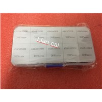 200PCS/LOT 6*6 Tact Switch Kit With Box Tactile Push Button Switch Kit, Height: 4.3MM~13MM New
