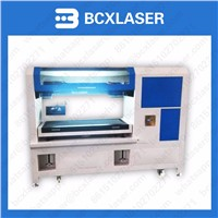 high quality Online flying laser marking machine/Fiber sheet making machine/metal fiber maker for sale