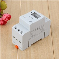 12V 220V Electronic Electronic Digital Switch Weekly 7 Days Programmable Digital TIME SWITCH Relay Timer Control
