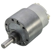 Electric Mini 12VDC 70 RPM High Torque Gear Motor Speed Control Motor