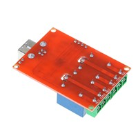 A152 5V USB Rela Programmable DC Computer Motor Control Relay 2 Channel Module for Smart Home