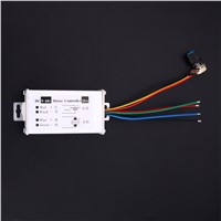 PWM 1200W DC Motor Speed Controller 9V-60V 20A Adjustable Motor Speed Controller Voltage Regulator