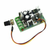 Universal DC10-60V PWM HHO RC Motor Speed Regulator Controller Switch 20A -B119