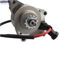 GOOFIT Quad Dirt Bikes and atv Electric Starter 50cc 70cc 90cc 110cc 125cc Quad Dirt Bikes Go Carts 3 Bolt Group-123