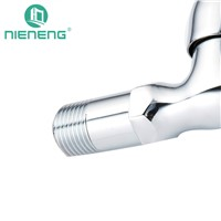 Nieneng Bibcock Tap Wall Mount Faucet Washing Machine Sink Faucets Small Outdoor Bib Cock Mop Pool Garden Fixtures ICD60497