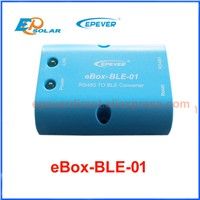 auto work 12v 24v Tracer2215BN charge mppt regulator USB cable MT50 remote meter wifi BOX mobile phone APP connect function